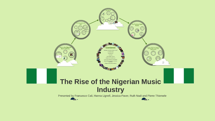 The Rise of the Nigerian Music Industry by Hanna Lignell on Prezi