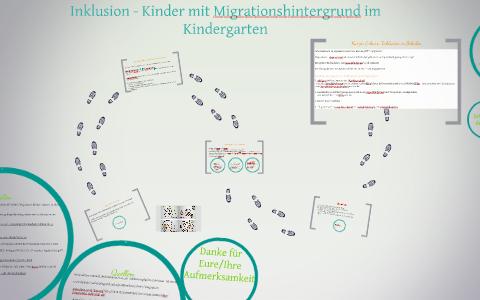 Inklusion Kinder Mit Migrationshintergrund Im Kindergarten By Gina