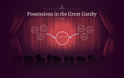 wealth in the great gatsby