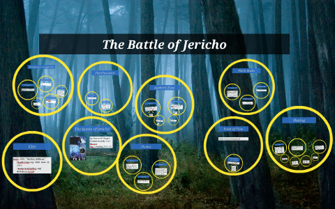 the battle of jericho sparknotes