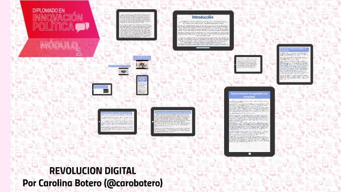 Revolucion Digital By María José Barlassina On Prezi