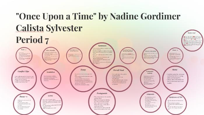 once upon a time nadine gordimer theme