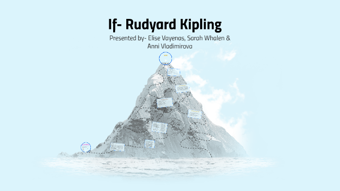 if by rudyard kipling meaning by stanza