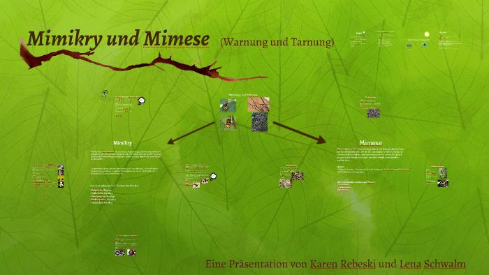 Mimikry mimese