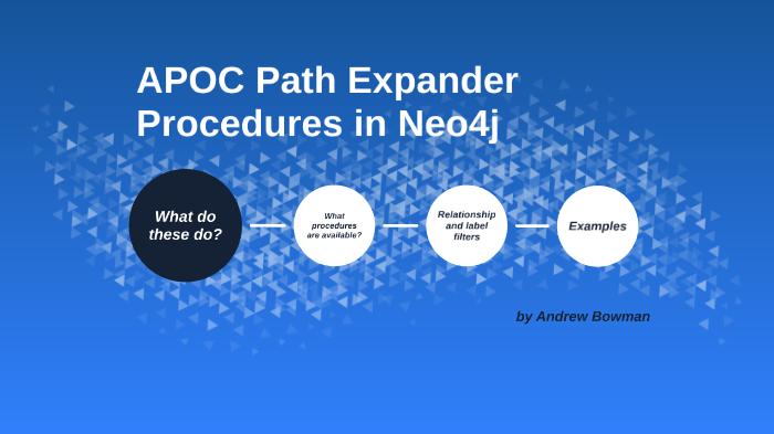 APOC Path Expander Procedures by Andrew Bowman on Prezi Next