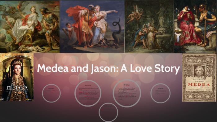 medea story summary