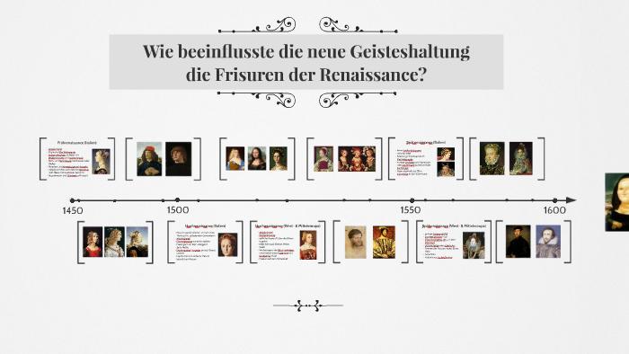 Frisuren Der Renaissance By Anni Ka On Prezi