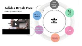 Canadá Hombre Dos grados  Adidas Break Free Advert by Brandon Thompson