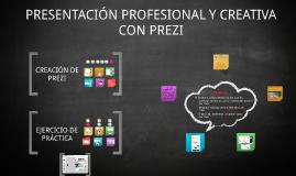 Presentacion Profesional Y Creativa Con Prezi By Jermarie Dávila