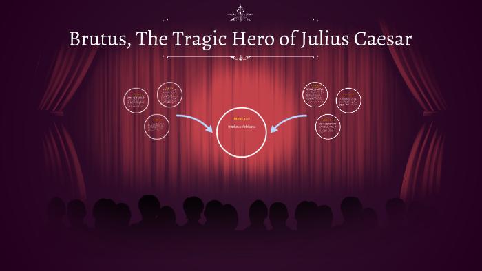 how was brutus a tragic hero
