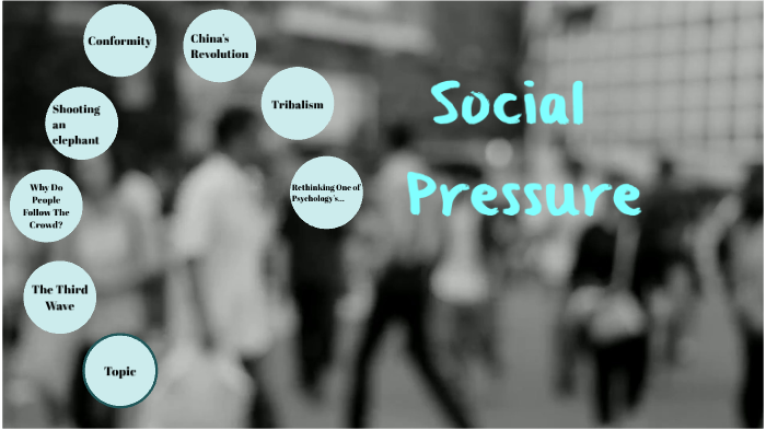 Social Pressure by Aliyah Jade on Prezi Next