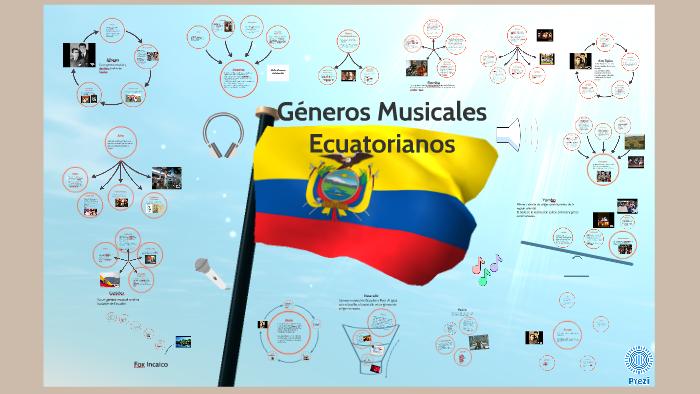 Géneros Musicales Ecuatorianos By Luisa Vargas On Prezi