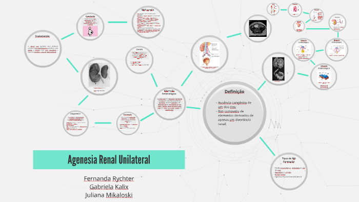 agenesia renal fetal unilateral