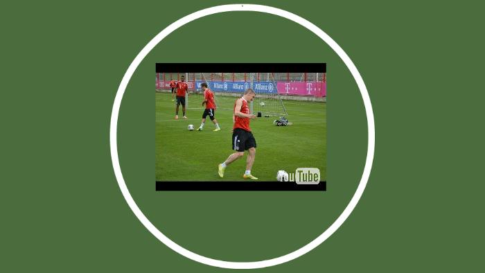 Koordinationstraining Im Fussball By Maxi Mues On Prezi
