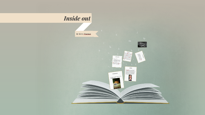 Inside out by Terry Trueman by elisha murray on Prezi