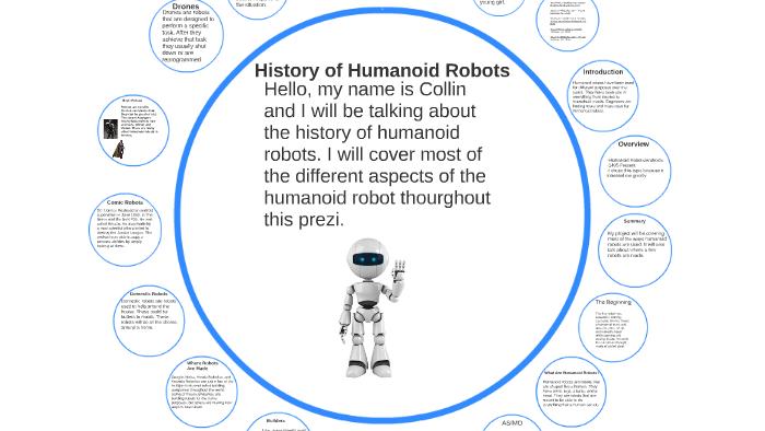 The History of Humanoid Robots by Collin Noorda on Prezi