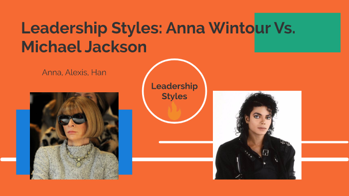 anna wintour leadership style