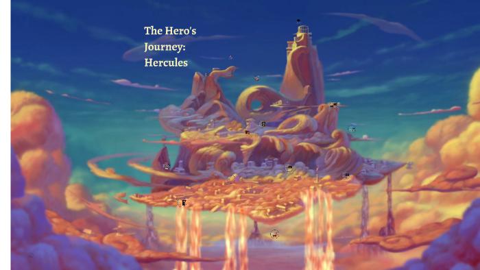 hercules epic hero