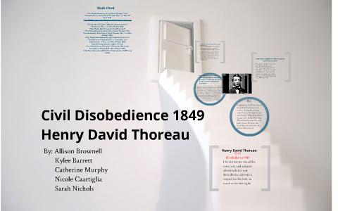 Henry David Thoreau by Kylee Barrett on Prezi