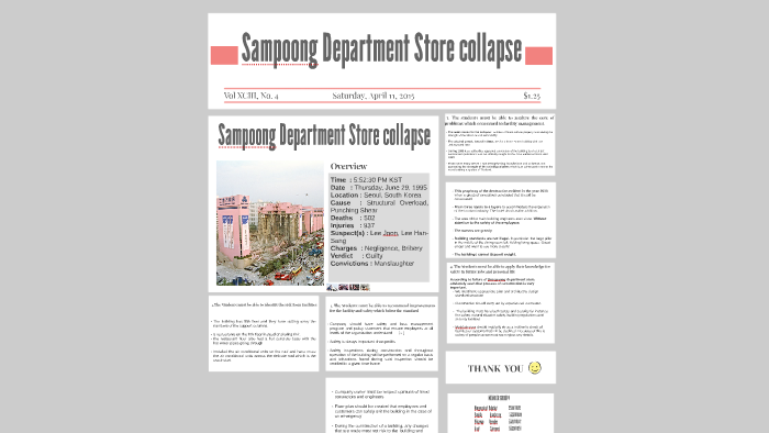 Sampoong Department Store collapse by Nongnaphat Rakchat on