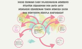 Dasar Ekonomi Baru Dilaksanakan Menerusi Strategi Serampang By Choq Sapiq