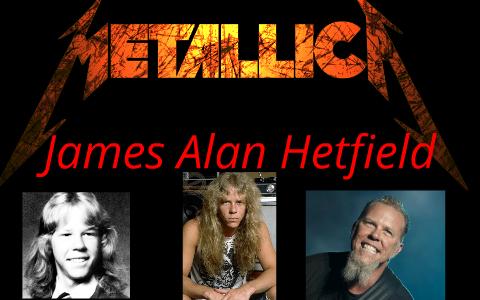 James Hetfield by Scott Archer on Prezi