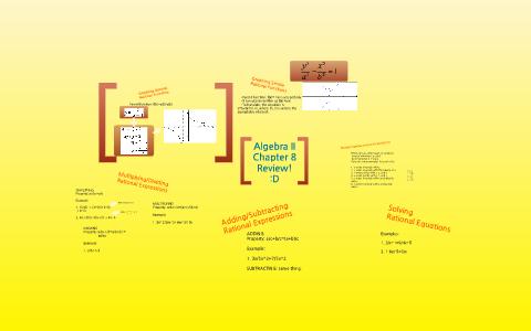 Algebra 2 Chapter 8 Review! by Danh Luu on Prezi