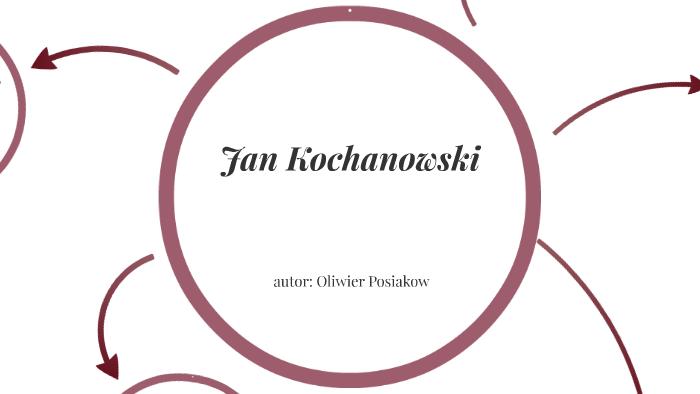 Jan Kochanowski By Posiek Posiowski On Prezi
