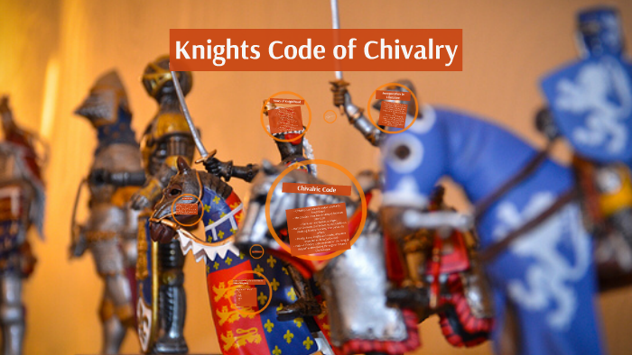 knights of the round table code of chivalry