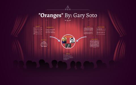 gary soto autobiography