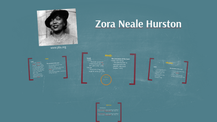 Does not A printing of spunk by zora neale hurston and