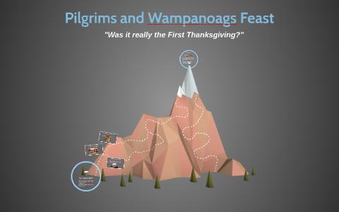 Pilgrims and Wampanoags Feast by Amirah Mickler on Prezi