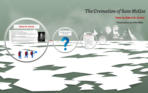 the cremation of sam mcgee summary