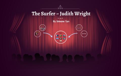judith wright the surfer analysis