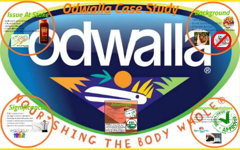 case study odwalla inc