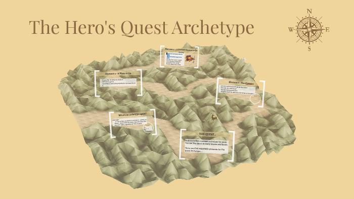 hero quest archetype