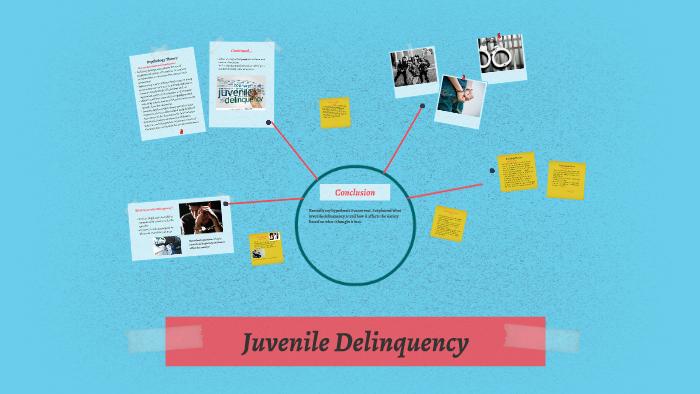 juvenile delinquency conclusion