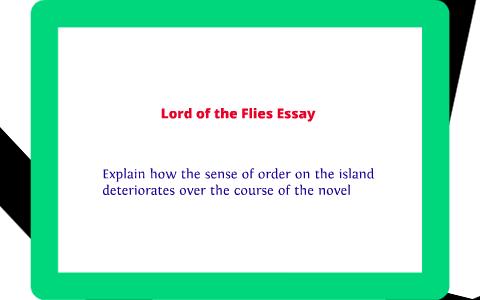 What Is A Thesis Statement In An Essay Examples  Essays On High School also Persuasive Essay Examples High School Brainstorm Lord Of The Flies Essay By Marta Cantamisa On Prezi Science Fiction Essays