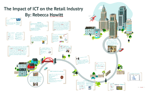 The Impact of Ict on the Retail Industry by Book Worm