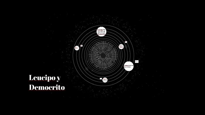 Leuciopo Y Democrito By Andres Arias On Prezi