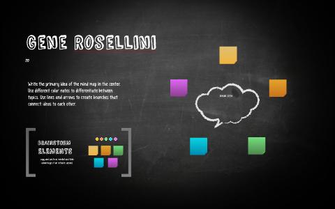 gene rosellini