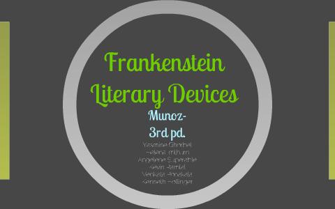 Frankenstein Figurative Language By Helena Imthurn On Prezi
