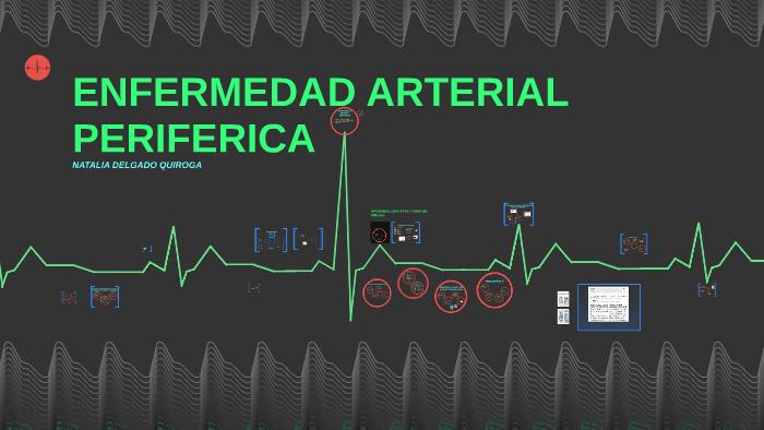 Enfermedad Arterial Periferica By Natalia Delgado