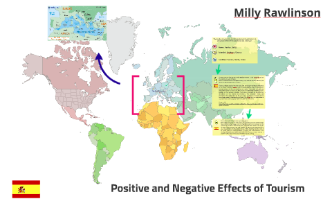 positive and negative effects of tourism