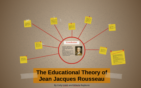 The Educational Theory of Jean Jacques Rousseau by Mikela
