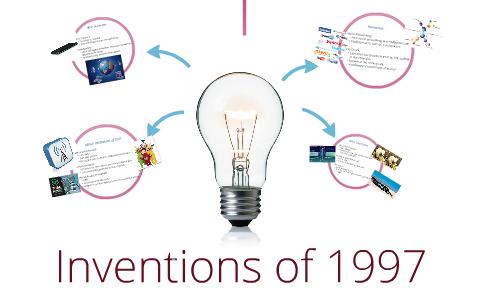 Inventions of 1997 by Madi Seamon on Prezi