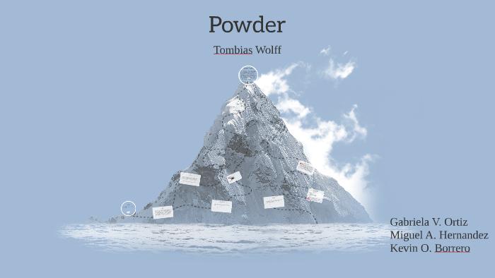powder by tobias wolff answer key