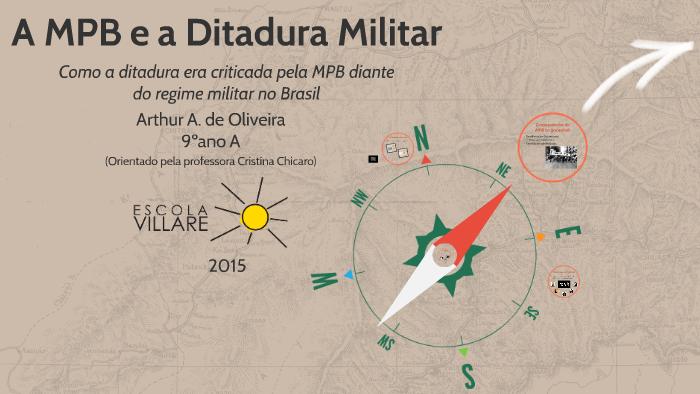 Cale-se Mpb E A Ditadura Militar Pdf