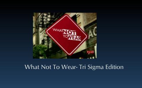 Total Sorority Move | Doing badge attire right. TSM.