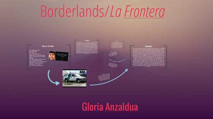 borderlands la frontera summary